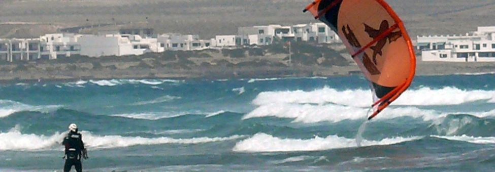 KITE CAMP EN LANZAROTE