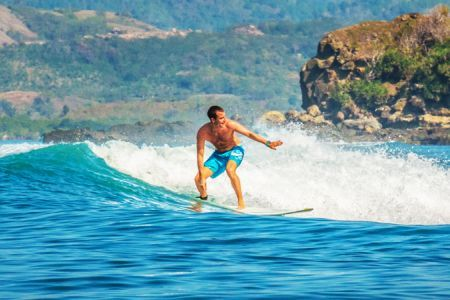 LOMBOK KUTA SURF SCHOOL PACK