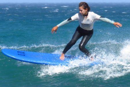 LANZAROTE SURF CAMP INTERMEDIOS