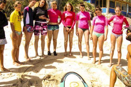 PADANG SURF CAMP PACK