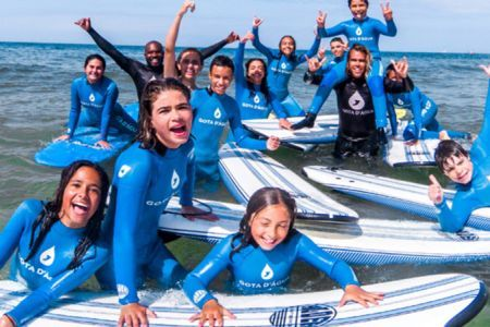Lisbona Juniores Surf Camp