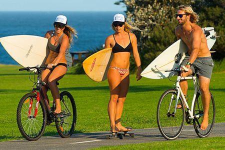 Australia Illawarra Surf Camp