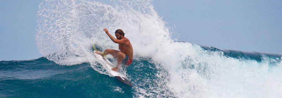 Lorenzo Castagna Entrenador oficial del equipo nacional italiano de surf